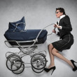 Nice businesswoman — Stock Photo #47499287