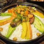 Moroccan couscous. — Stock Photo #12696881
