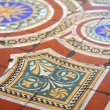 Ornate Floor — Stock Photo
