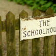 Royalty-Free Stock Photo: Schoolhouse