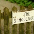 Schoolhouse — Stock Photo #12843226