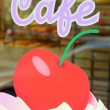 Fun Cafe — Stock Photo