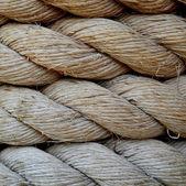 Texture de corde grungy — Photo