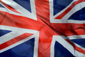 British Flag — Foto Stock