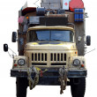 Old Expedition Truck — Stock Photo