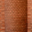 Curved Brickwork — Stock Photo #29237027