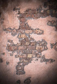 Background Texture Of Damaged Wall — Stock Photo