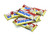 Milky Bars — Stock Photo
