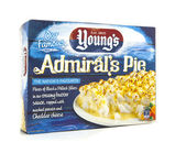 Youngs Admirals Pie — Stock Photo