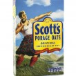 Packet of Scott's Porage Oats — Stock Photo #45026383