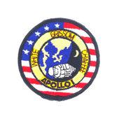 Apollo 10 Mission Badge — Stock Photo