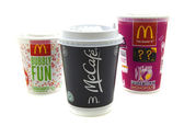 McDonalds Drinks — Photo