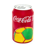 Coke can — Stock Photo