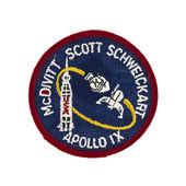 Apollo 9 — Stockfoto