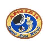 Apollo 14  Mission Badge — Zdjęcie stockowe