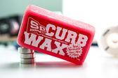 Curb Wax — Stock Photo