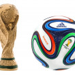 Постер, плакат: World Cup Trophy
