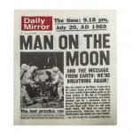 Постер, плакат: Moon