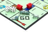 Monopoly — Stock Photo