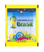 Panini FIFA World Cup 2014 — Stock Photo