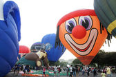 5th Putrajaya International Hot Air Balloon Fiesta — Stock Photo
