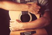 Guitare acoustique — Photo