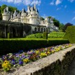 Usse Castle, Indre-et-Loire, Centre, France - Foto Stock