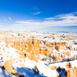 Arches National Park with La Sal Mountains, Utah, USA — Stock Photo #13585102