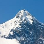 Lomnicky Peak, Vysoke Tatry (High Tatras), Slovakia — Stock Photo #13585153
