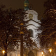 Church of Assumption, Prague, Czech Republic - Foto Stock