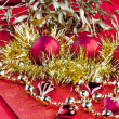 Christmas still life — Stockfoto #13585593