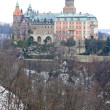 Stock Photo: Ksiaz Palace, Silesia, Poland