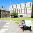 Stock Photo: Hexham Abbey, Northumberland, England