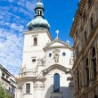 St. Havel Church, Prague, Czech Republic — Stock Photo