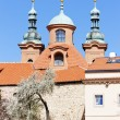 Church of Saint Laurent in Petrin, Prague, Czech Republic - Stock Photo