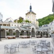 Stock Photo: Market Colonnade Karlovy Vary (Carlsbad), Czech Republic