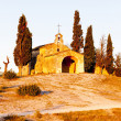 Chapel St. Sixte near Eygalieres, Provence, France - Photo