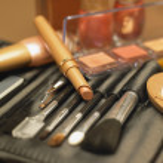 Makyaj ürünleri — Stok fotoğraf
