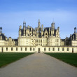 Chambord Castle, Loire-et-Cher, Centre, France — Stock Photo #13589516