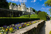 Usse Castle, Indre-et-Loire, Centre, France — Stock Photo