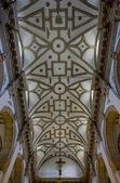 Cathedral's interior, Zamosc, Poland — Stock Photo