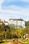 Cesky Sternberk Castle, Czech Republic — Stock Photo