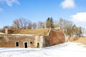 ヨゼフォフ要塞、jaromer、チェコ共和国 — ストック写真