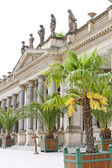 Mlynska Colonnade, Karlovy Vary (Carlsbad), Czech Republic — Stock Photo