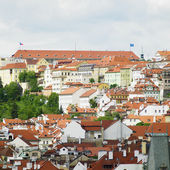 Prague, Capital city of the Czech Republic — Stock Photo