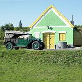 Rural scene — Stock Photo