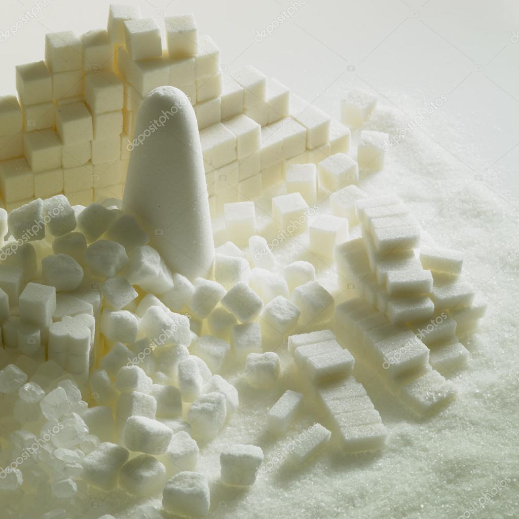 Sugar  — Stock Photo #13589434