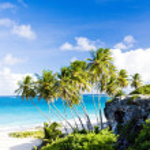La Sagesse Bay, Grenada — Stock Photo
