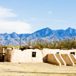 Tumacacori Mission, Arizona, USA — Stockfoto #14119798