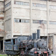 Stock Photo: Steam locomotive (126.014), Resavica, Serbia